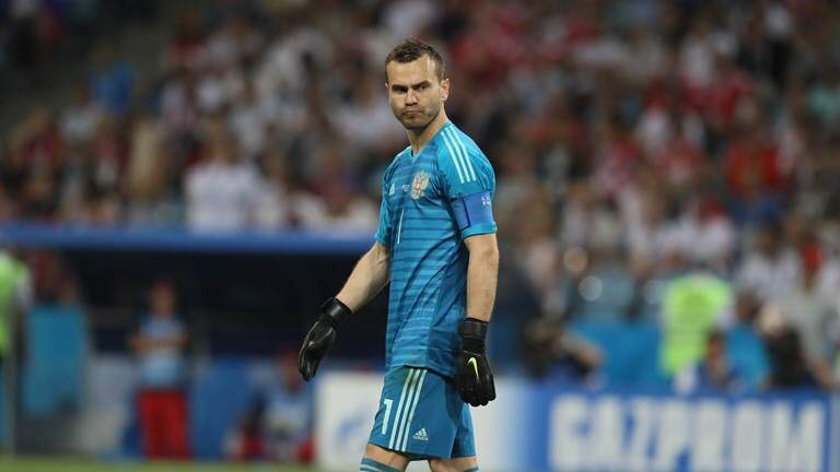 The country is sad: the Russian team lost to Croatia